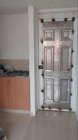 Puerta Metalica Reforzada