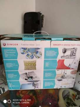 Vendo hermosa máquina de coser