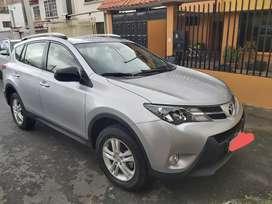 Vendo Flamante Toyota New Rav4 AC 2.0 5p 4x2 TM