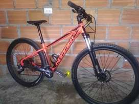 Vendo bicicleta HAMER