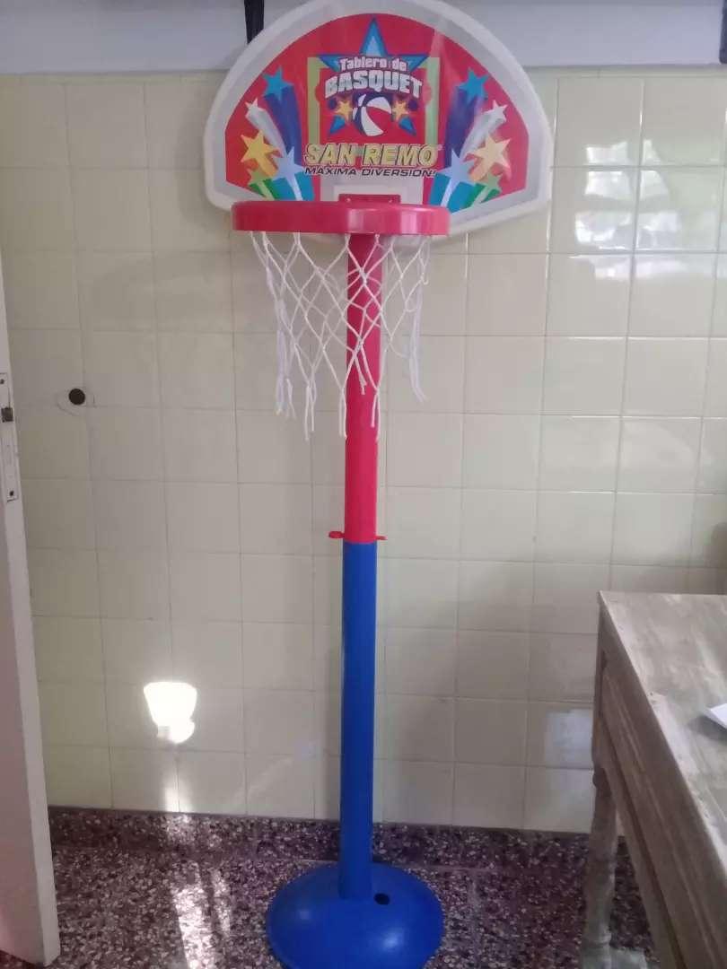 Aro de basket 0