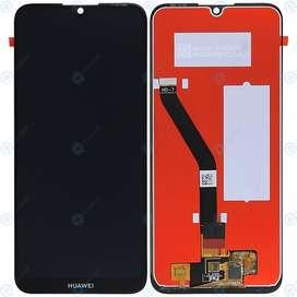 pantalla Huawei Y9 2019 Y6 2019  instalado en tienda garantía
