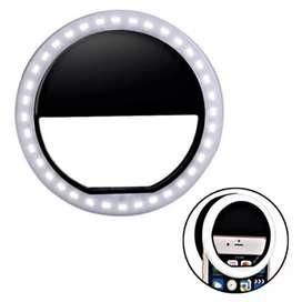 Aro luz LED para celular