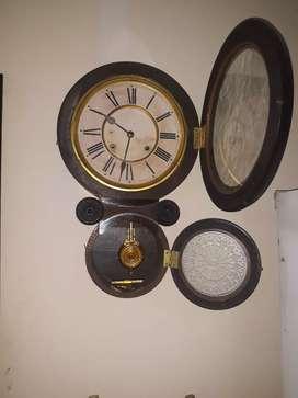 De oportunidad vendo reloj antiguo de péndulo