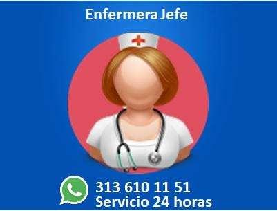 ENFERMERA JEFE 0
