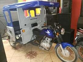 VENDO MOTOTAXI HONDA 25 KILOMETROS
