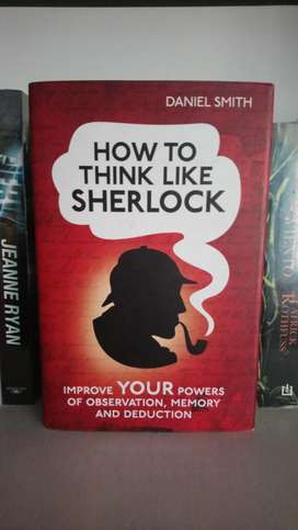 How to think like Sherlock Libro