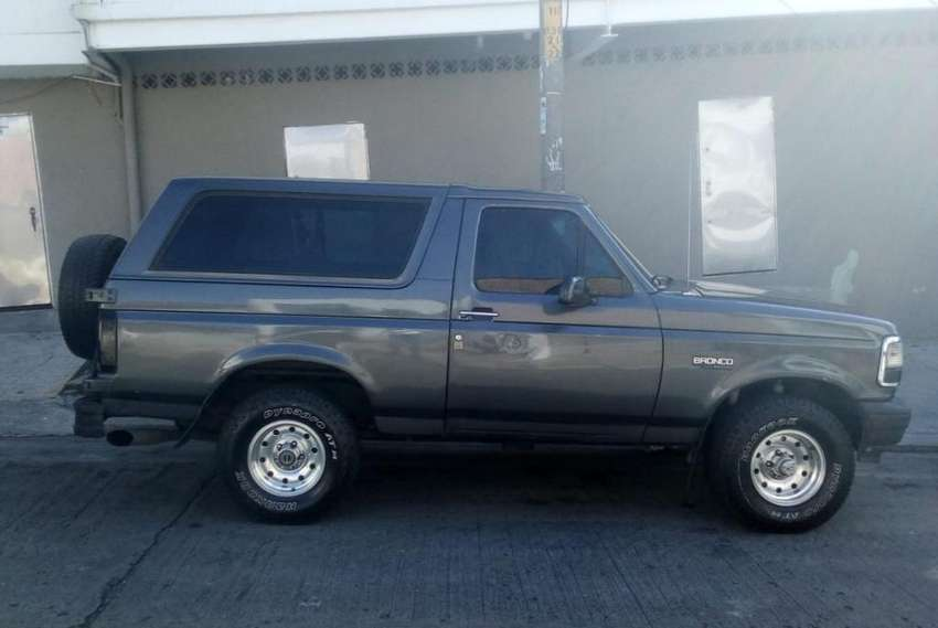 Ford Bronco 1996 0