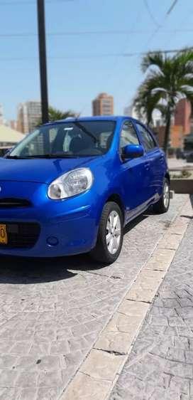 Nissan March 2014 Negociable-Único Dueño