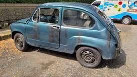 1978 Fiat Zastava topolino