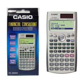 Calculadora Casio  Financial Consultant