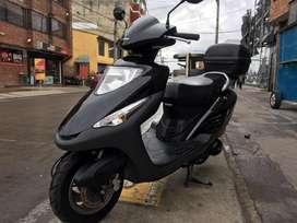 Motocicleta honda elite modelo 2014