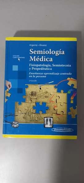 Semiología Médica / Argente / Original