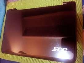 Tapa trasera Acer Aspire One ZA3.