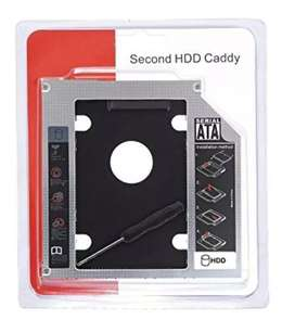 Segundo Case para disco duro