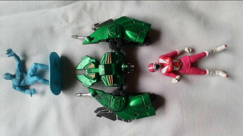 Lote de 3 muñecos vintage