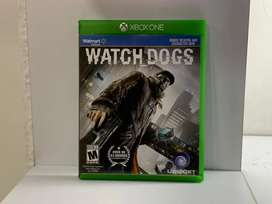 WATCH DOGS / XBOX ONE