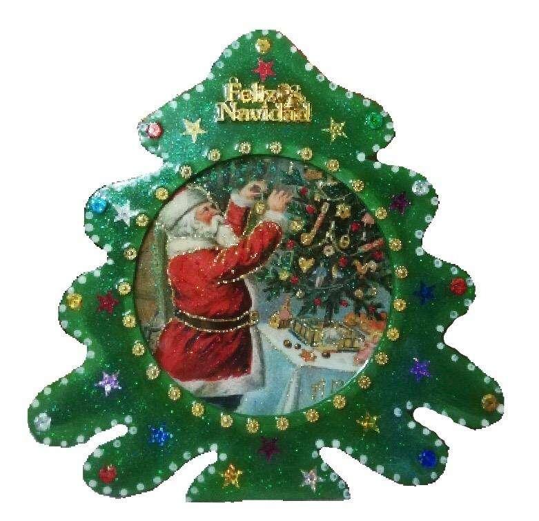 Cuadro Arbolito de Navidad 0