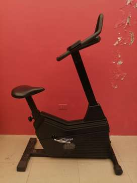 Bicicleta Estática Key Fitnes Semi Nueva