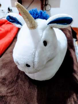 Babuchas unicornio