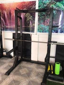 Maquina de gimnasio