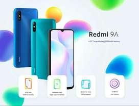 Celular Xiaomi Redmi 9A 32GB Verde 13mpx Batería 5000