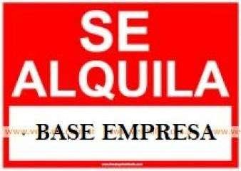 ALQUILO BASE SOBRE RUTA 22 0
