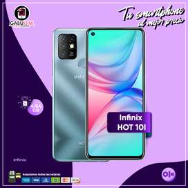 Infinix HOT 10i 4/64GB *con garantía*