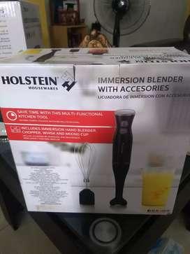 Ayudante de cocina marca Holstein con accesorios ,Nuevo