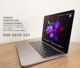 Macbook Pro 13 inch 2017 / Perfecto estado