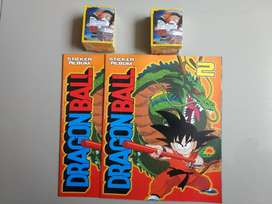 Album Dragon Ball 2 Reedicion Peruano