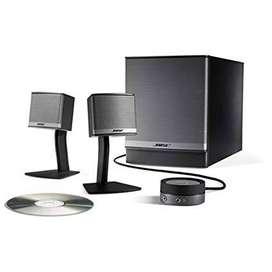 BOSE COMBOSE COMPANION 3 Serie II Sistema de altavoces para PC.