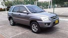 Kia New Sportage LX, Modelo 2009, cilindraje 2000 c.c. DIESEL.
