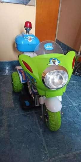 Moto Electrica niño usada