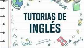 Tutorias en inglés
