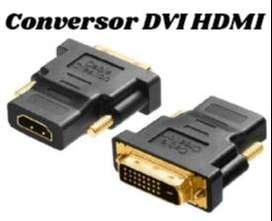 Conversor DVI - HDMI