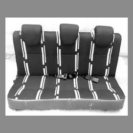 Vendo asiento trasero rebatible Fiat Qubo