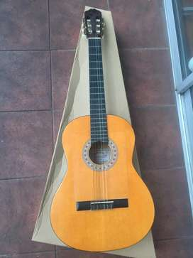 Remato Guitarra Acustica Sepia crue