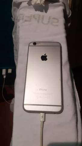 Vendo iphone 6 de 32 gb