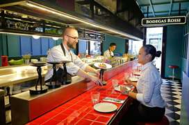 Curso EXPERTO en Diseño de Restaurantes, Bares y Cafeterías.