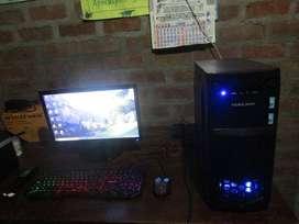 """computadora """"Intel"""" DDR4 LGA 1151"""