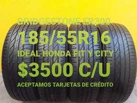 Neumaticos Bridgestone er300 185/55r16