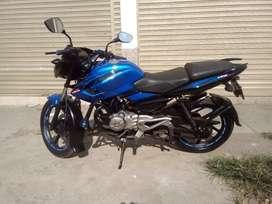 Se vende moto por motivos de viaje