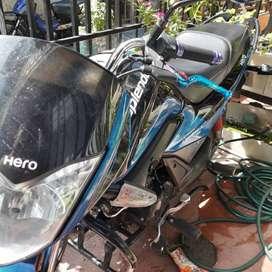 Cómo nueva moto splendor encendido eléctrico