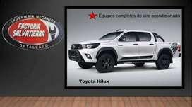 Aire Acondicionado Sistema Completo para Toyota Hilux.