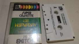 Casette original Huayanay musica andina.