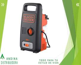 Hidrolavadora Black And Decker 1200w Bw13-b3