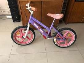Bicicleta niña Rodado 16