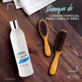 Shampoo de cuidado especial para el cabello