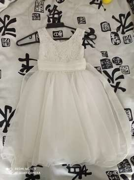 Maravilloso vestido primera comunión